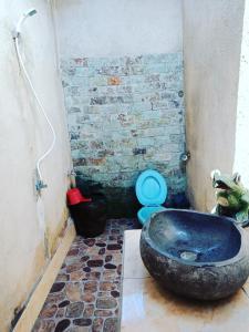 Ein Badezimmer in der Unterkunft Dragonfly