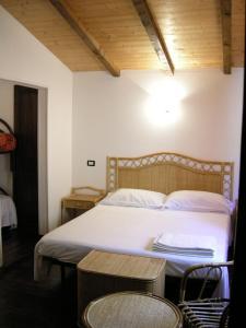 Letto o letti in una camera di 'A Cunziria