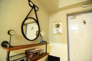 A bathroom at Residence Unicorn