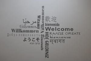 Logo ou pancarte de la maison d'hôtes