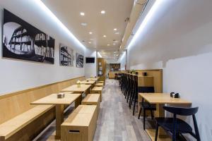 Ristorante o altro punto ristoro di Hostal Abadia Madrid