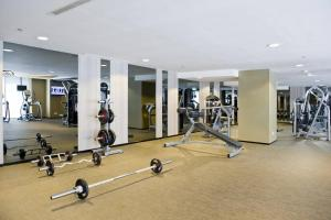 The fitness center and/or fitness facilities at The Stones - Legian Bali, Marriott's Autograph Collection Hotel