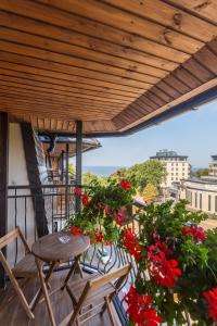 Балкон или терраса в Альт Платц Престиж