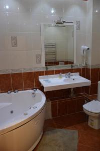 Ванная комната в Palazzo Kovrov