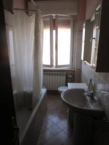 A bathroom at San Marco