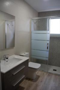 Un baño de B&B LOS LLANOS