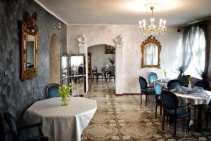 Restauracja lub miejsce do jedzenia w obiekcie Villa Romeo