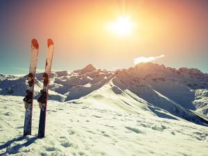 Salnerhof Superior Lifestyle Resort during the winter
