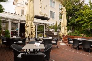 Restoran ili neka druga zalogajnica u objektu Hotel Vila Tina