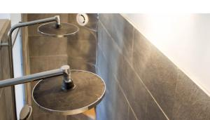 Salle de bains dans l'établissement Ker spa, gite avec spa privatif dans la chambre
