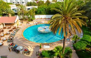 منظر المسبح في HAMILTON Agadir او بالجوار