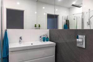 Łazienka w obiekcie 3V Apartments