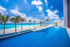 Piscina en o cerca de Panama Jack Resorts Cancun