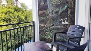 A balcony or terrace at Era Holiday House