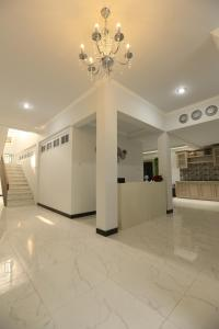 The lobby or reception area at Nest Residence