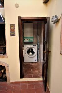 Cucina o angolo cottura di Claudia's home 2