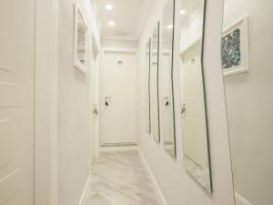 Um banheiro em A cà da Alba Rooms
