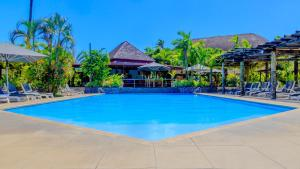 The swimming pool at or near Tanoa Tusitala Hotel