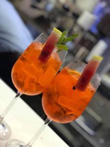 Bebidas em Relais Trevi 95 Boutique Hotel