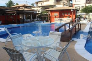 The swimming pool at or close to Praia do Forte Luxuoso Village