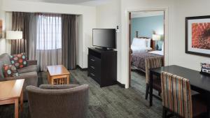 A television and/or entertainment center at Staybridge Suites Jackson, an IHG Hotel