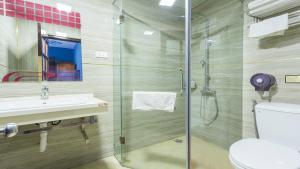 Ванная комната в Sapa Eden Hotel