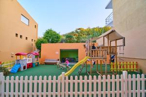 Children's play area at Sunrise Village Hotel - All Inclusive