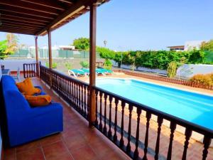 Vista de la piscina de Villa Raima o alrededores