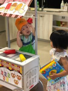 Children staying at Childlike Innocence Homestay