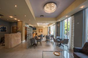 Εστιατόριο ή άλλο μέρος για φαγητό στο Grand Olympic Hotel Loutraki