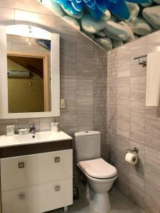 Ванная комната в Отель Комфорт
