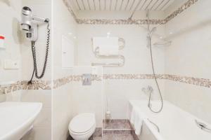 Ванная комната в Гостиничный комплекс Сочи-Магнолия