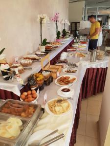 Храна в или някъде близо до хотела