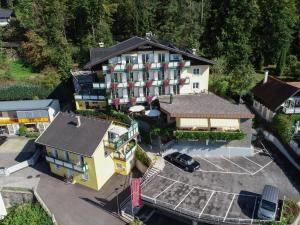 A bird's-eye view of Villa Desiree - Hotel Garni - Adults Only