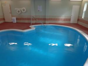 The swimming pool at or near Ocean Shores Inn & Suites