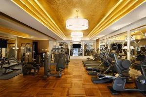 Фитнес-центр и/или тренажеры в Habtoor Palace Dubai, LXR Hotels & Resorts