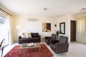 Гостиная зона в Club Coral View Resort