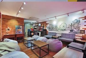 hipstercity hostel