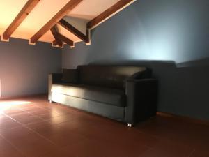 Area soggiorno di Villa Donatella