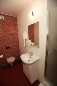 Ванная комната в Отель Делайт