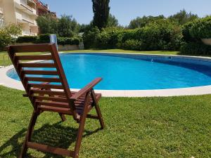 The swimming pool at or near Ocean Cascais - Apartment with Swimming Pool