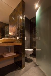 A bathroom at Ververs slapen