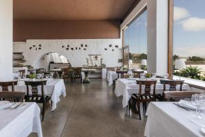 Een restaurant of ander eetgelegenheid bij Caserio de Mozaga