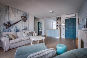 Гостиная зона в Apartamento Avitan
