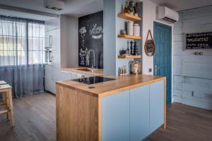 Кухня или мини-кухня в Apartamento Avitan