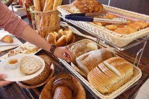 Breakfast options available to guests at Dennenheuvel - Mont-Des-Pins - Domaine de Vacances