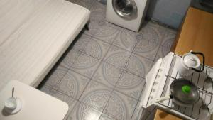 Ванная комната в Апартамент Юстис