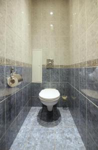 A bathroom at Holiday Kutuzovsky
