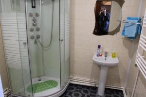 Ванная комната в Хостел Дом Колхозника