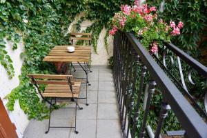 Balcone o terrazza di Vip Old Town - Apartments Jílská II